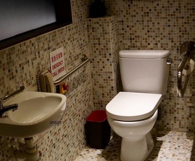 バタフライ ウォーターフロント バスルーム