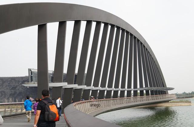 嘉義南院 橋