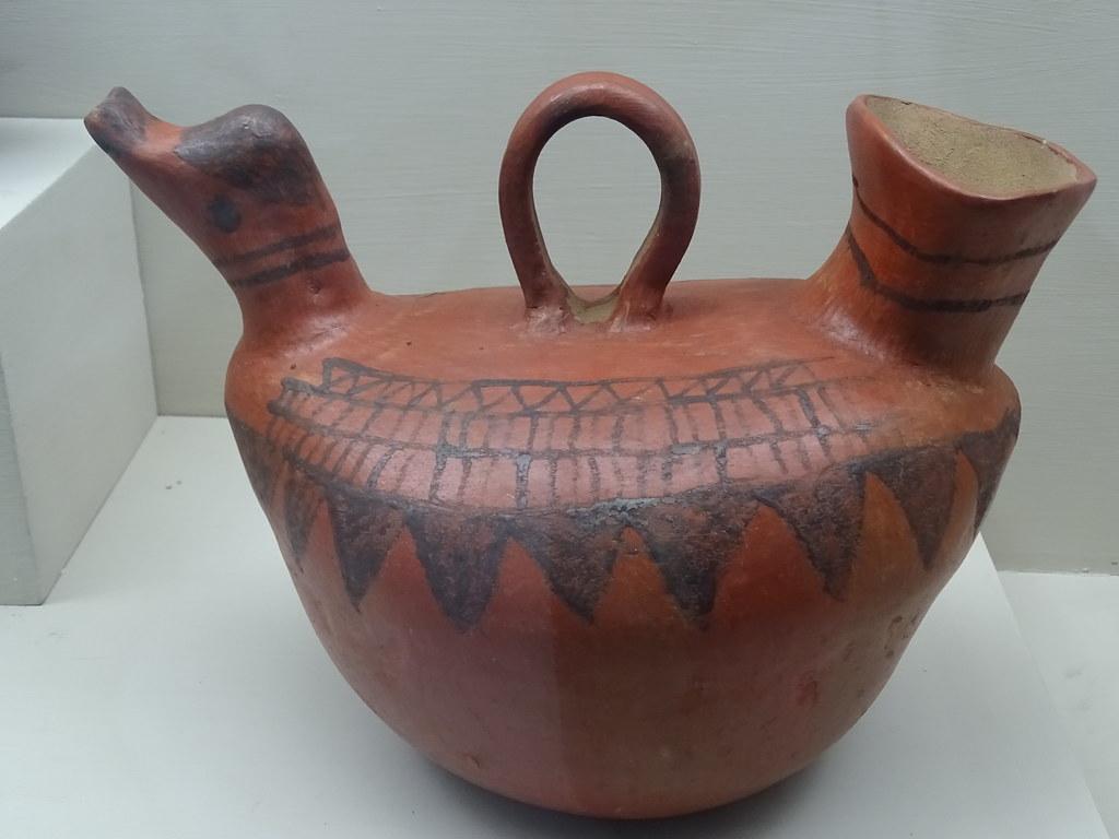 Ciudad de Guatemala Alfareria de San Luis de Jilotepeque Museo Nacional de Arqueologia y Etnologia de Guatemala 03
