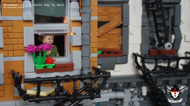 A Cold Day In Hell 6 by Barthezz Brick