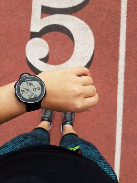 2:1 Intervals at the track