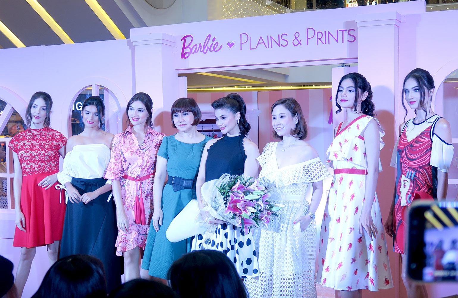 19 Plains and Prints x Barbie Collection - Gen-zel She Sings Beauty