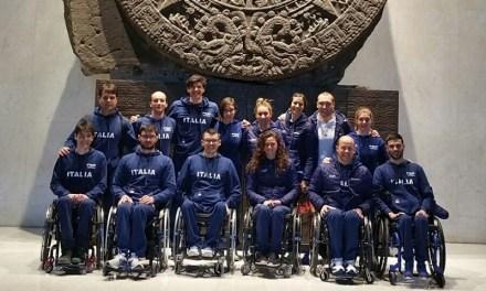 Campionati Mondiali di Nuoto Paralimpico, Messico e… nessuna nuvola!