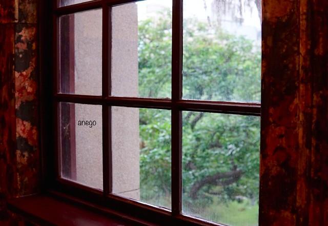 国立台湾博物館 窓