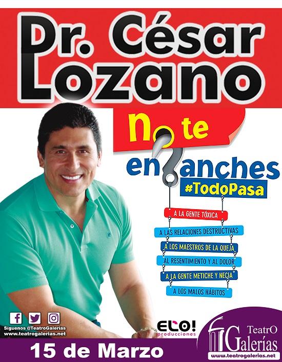 2018.03.15 DR CESAR LOZANO