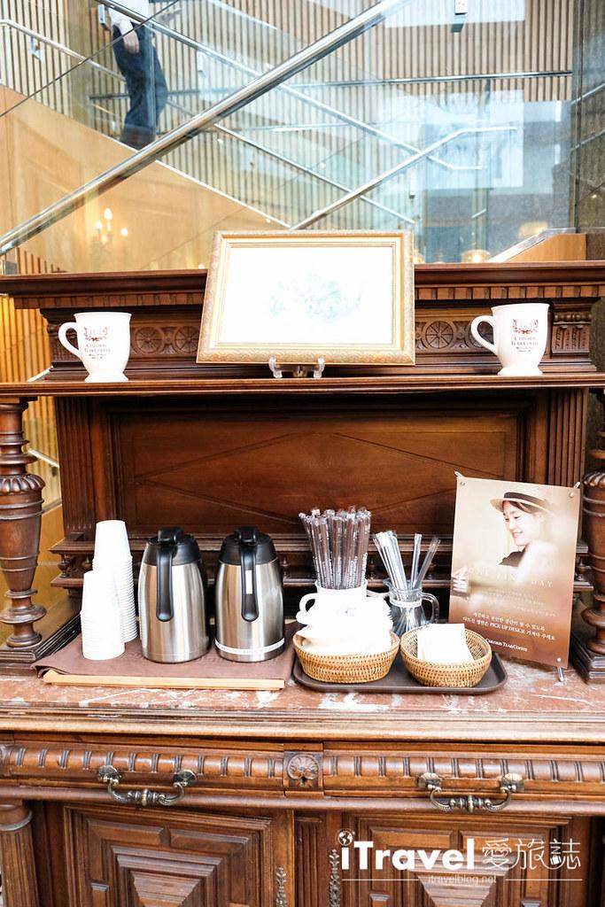 首尔美食餐厅 Chloris Tea & Coffee (15)