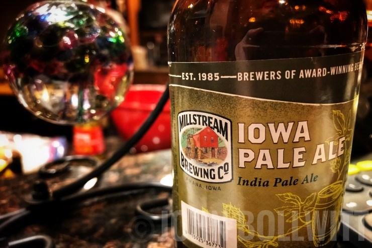 Millstream Iowa Pale Ale
