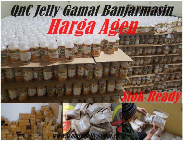 QnC Jelly Gamat Banjarmasin - Jadi Agen