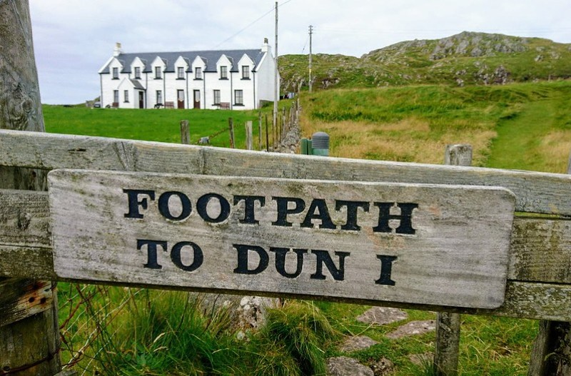 Scottish Travel Experiences - Dun I, Iona