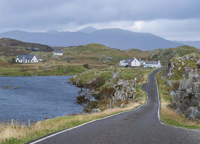 The Golden Road, Harris
