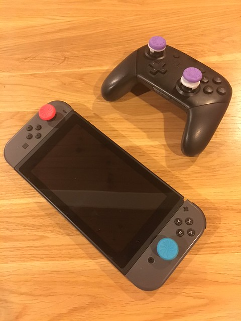 Kontrol Freek Nintendo Switch Addons