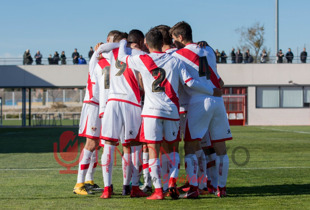 Rayo B 3-0 San Fernando