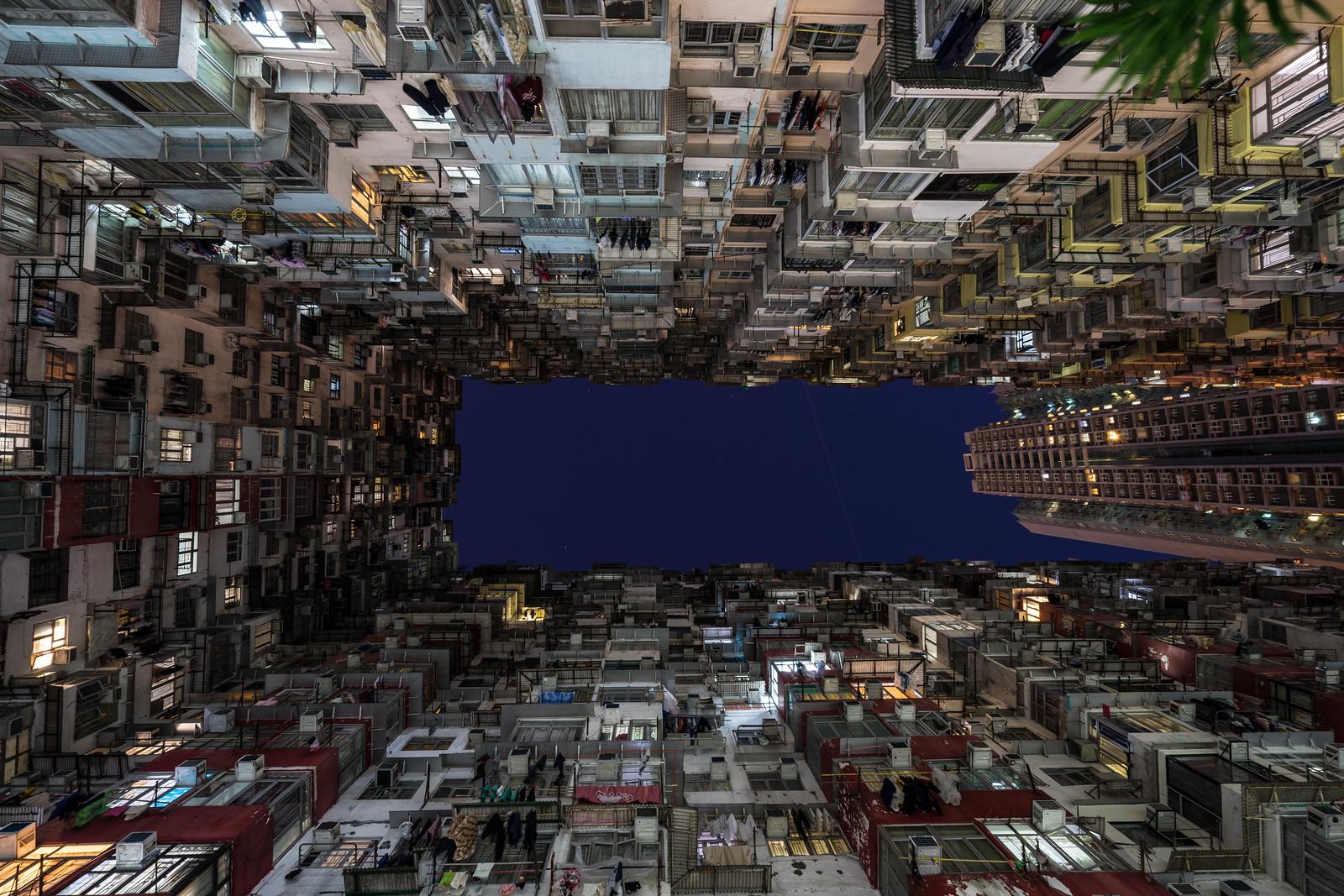 香港攝影景點 鰂魚涌海山樓(怪獸大廈),港鐵太古站著名打卡點,讓你回顧一下變形金剛的經典場景吧 ...