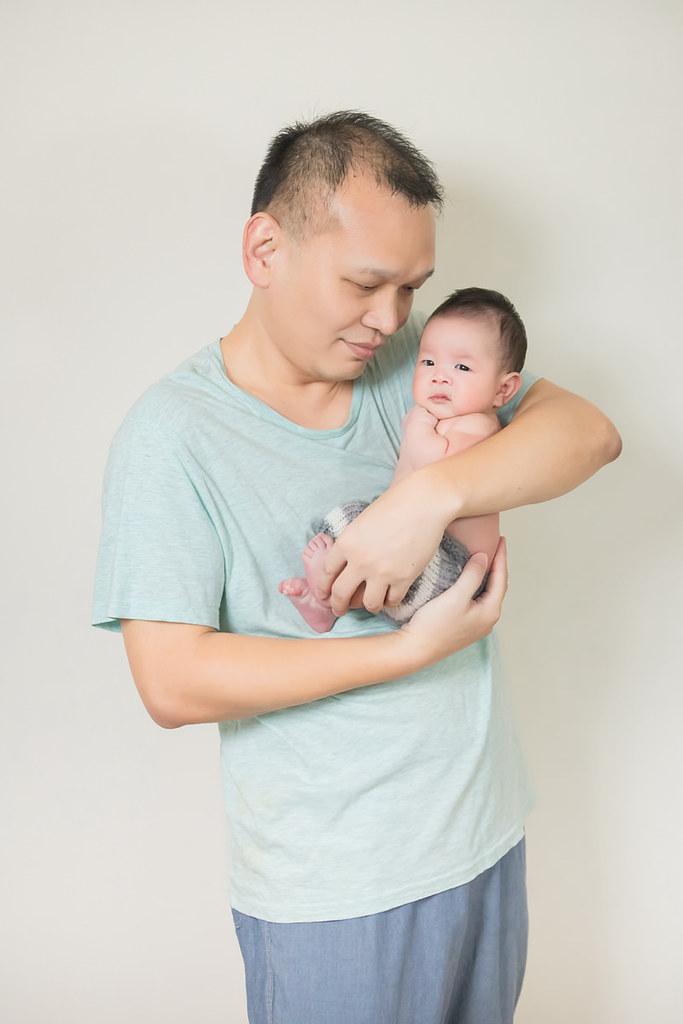 新生儿宝宝写真纪录 (29)