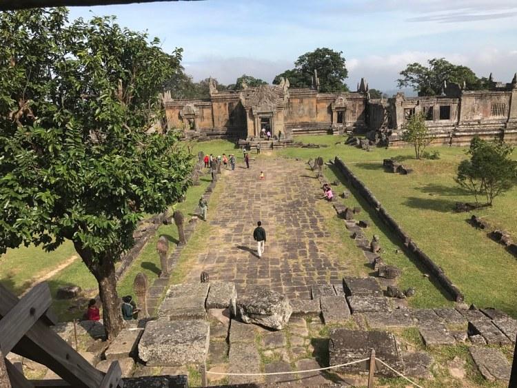 Temple of Preah Vihear, Cambodia