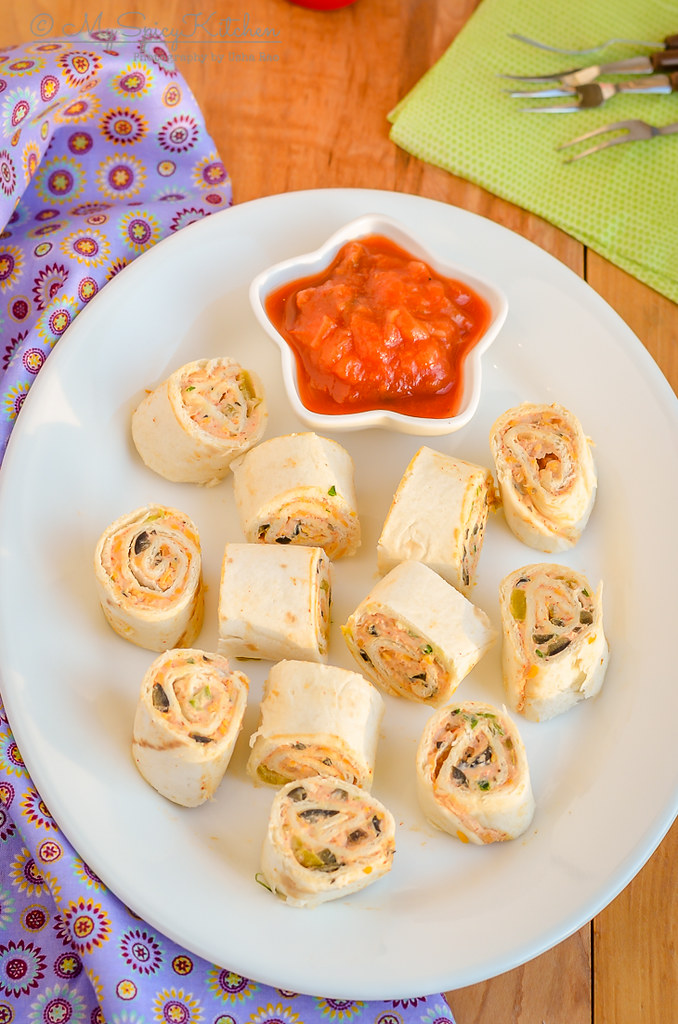 Fiesta pinwheels, Super Bowl Party Ideas, Appetizers, Tortilla Dishes, Top 100 Taste of Home Recipes,