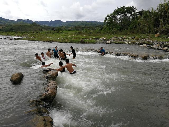 Gapok Kulaman River