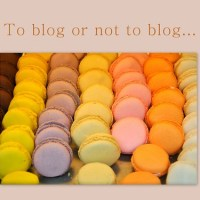 To blog or not to blog: Photography tips - part I
