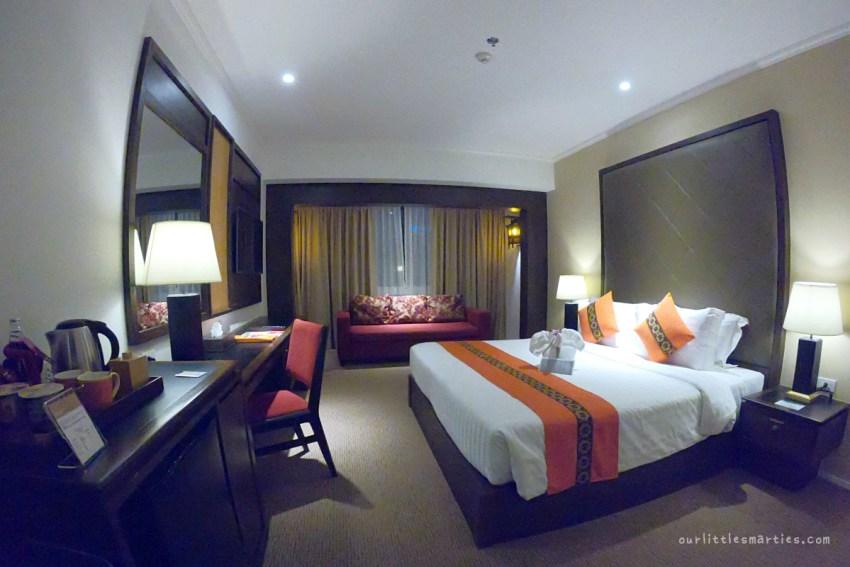 Movenpick Suriwongse Hotel Chiang Mai