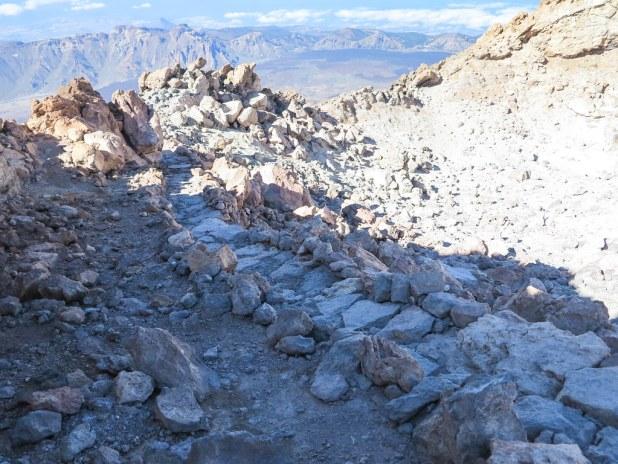 Cráter de El Teide
