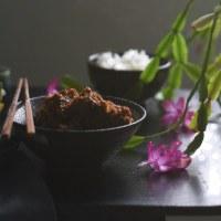 japanese style beef stew - Wahu Beaf Sichu