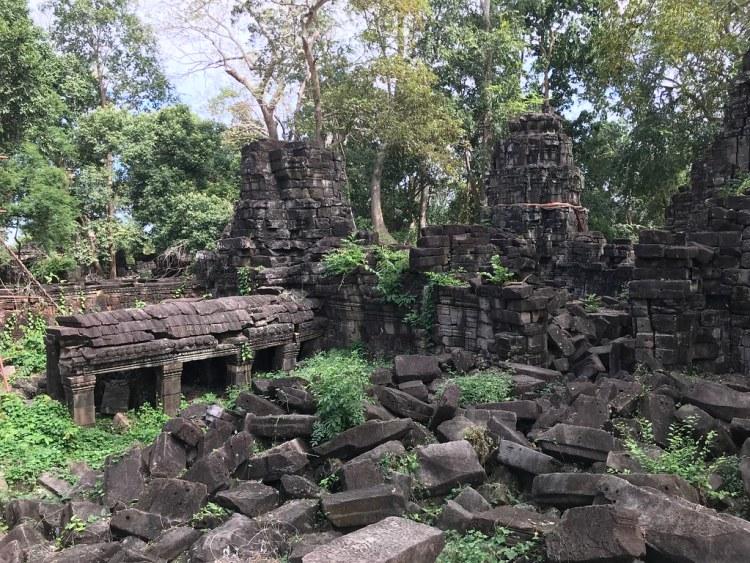 Ensemble de Banteay Chmar