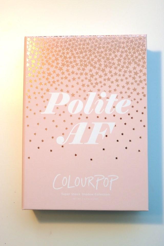 Polite AF box