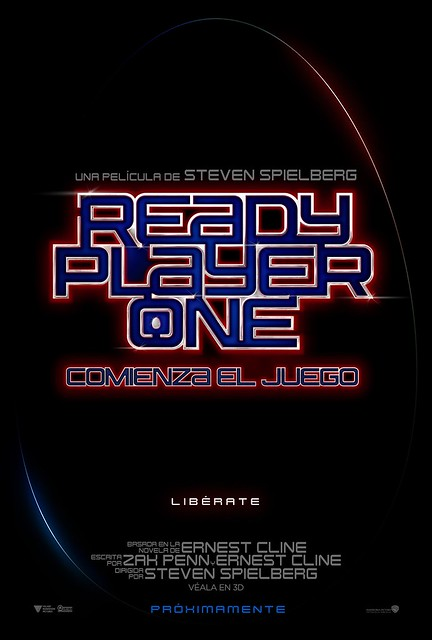 Estrenos del 2018 - Ready Player One