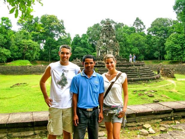 Guia español en Siem Reap