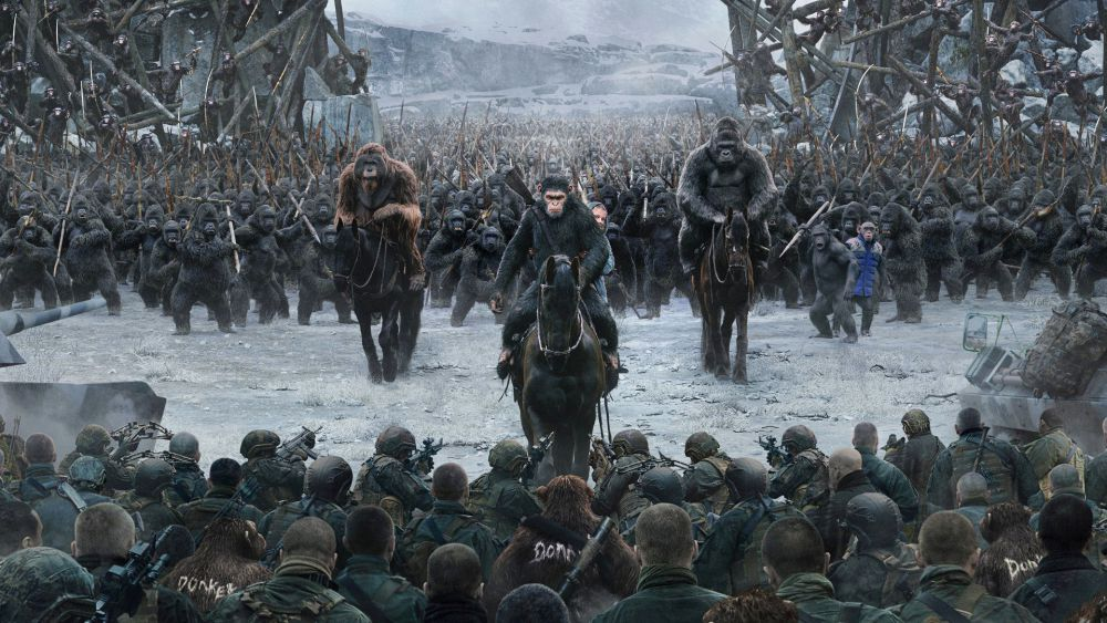 war for planet apes 2