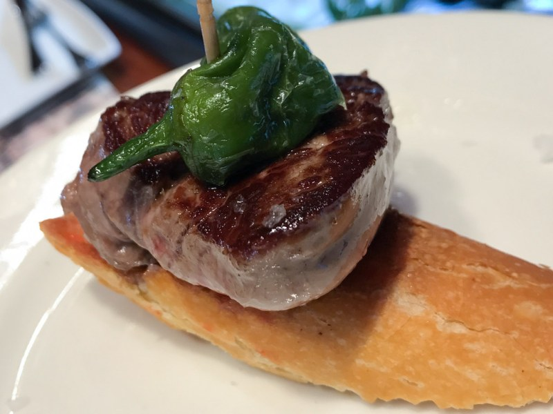 Solomillo Ternera - Beef Tenderloin ($5.25)