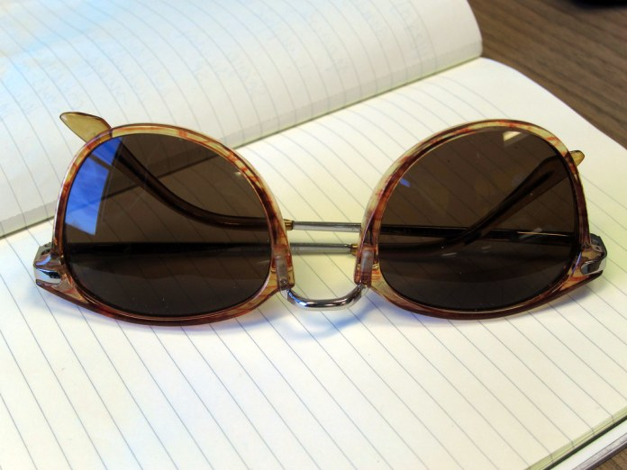 My sunglasses