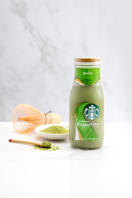 Starbucks Matcha Frappuccino_bottled