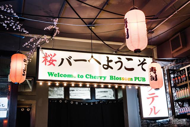 Cherry Blossom PUB-35