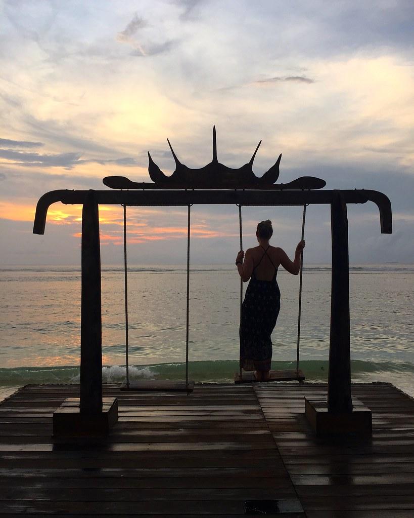 swing sunsets - gili t