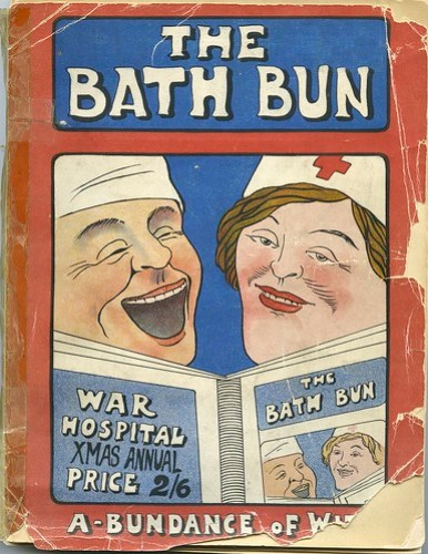 The Bath Bun