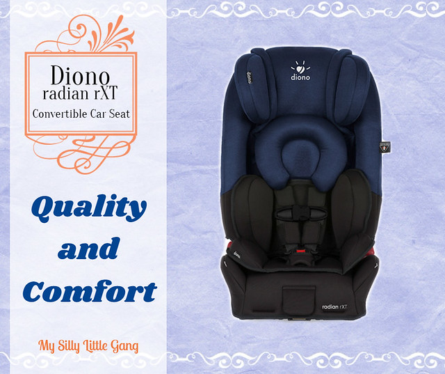 Diono radian rXT Convertible Car Seat _ Quality and Comfort