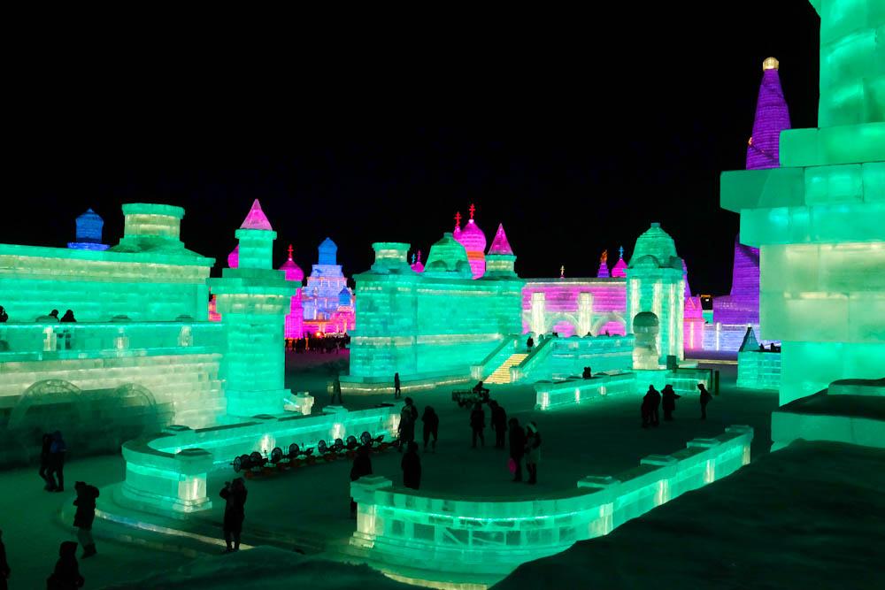 Harbin Ice Festival -14