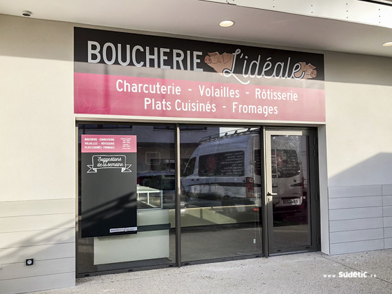 Sudetic Boucherie Lideale