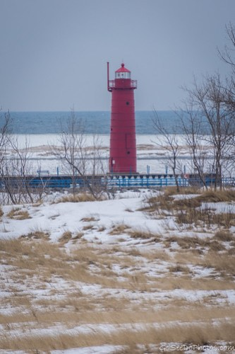 Muskegon Pierhead Light