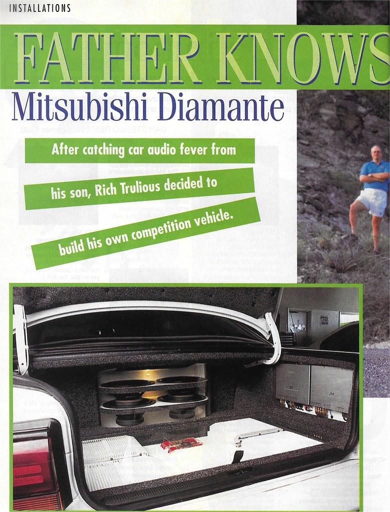 medium resolution of 1992 mitsubishi diamante