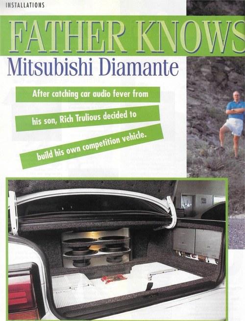 small resolution of 1992 mitsubishi diamante
