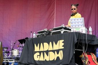 Madame Gandhi @ Pitchfork Music Festival, Chicago IL 2017