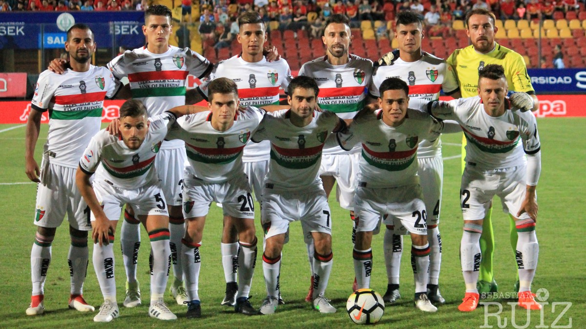 Unión Española 2 - Palestino 2