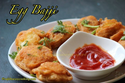 Egg Bajji 1