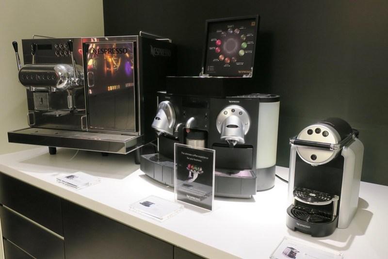 Nespresso at Power Plant Mall