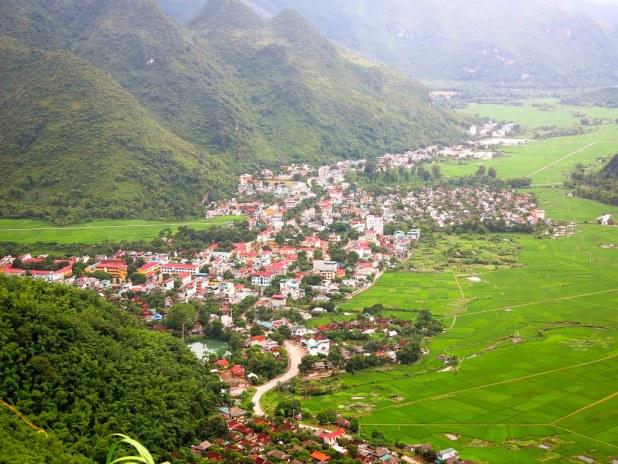 Visita a Mai Chau