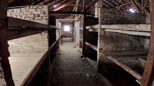 Auschwitz-Birkenau Women's Barracks