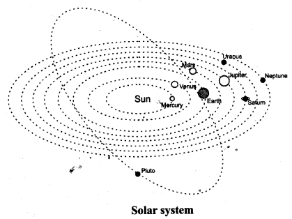 NCERT Solutions for class 8 Science Stars and The Solar System