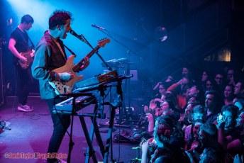 The Wombats + Future Feats @ Venue Nightclub - January 30th 2018